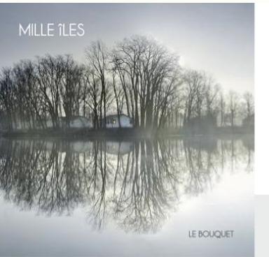Nouveauté musicale - La formation musicale Mille Îles présente l'album « Le bouquet ».