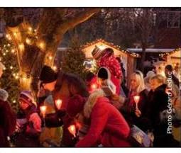 Marché de Noël © photo: courtoisie
