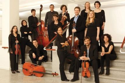 L'orchestre de chambre Les Violons du Roy