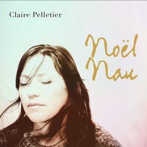 Nouvel album de Claire Pelletier