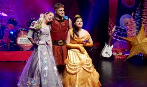 Raiponce, Hercule, Belle