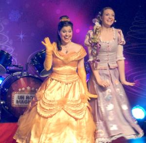 Belle et Raiponce se cherche un band