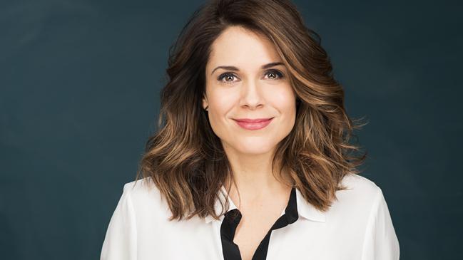 Julie Perreault © photo: courtoisie de 30 Vies de Radio-Canada