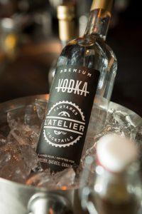 La  vodka Atelier © photo: Marc-Antoine Jean