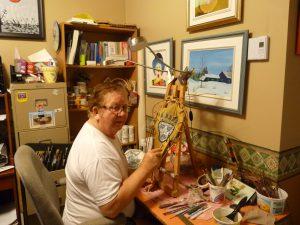 Atelier de Florent Robertson