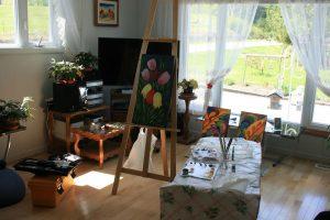 Atelier d'Hélène Boivin
