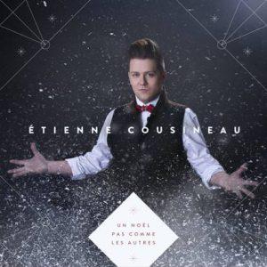 L'album Un Noël pas comme les autres d'Étienne Cousineau