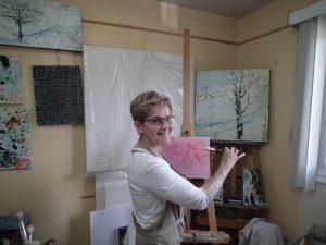 Atelier de Danielle Boivin