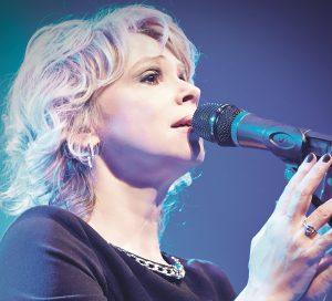 Martine St-Clair  (photo de Martin Brisson)