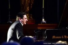 Le pianiste Philippe Villa