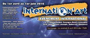 Internation'ART 2016