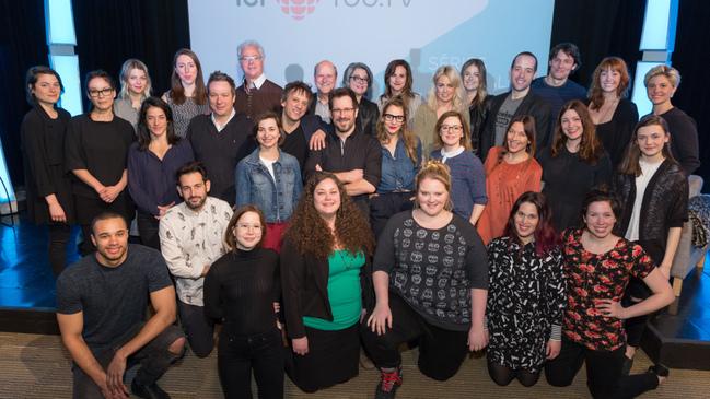 Séries originales ICI Tou.tv Crédit : Radio-Canada