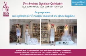 Signatures Québécoises