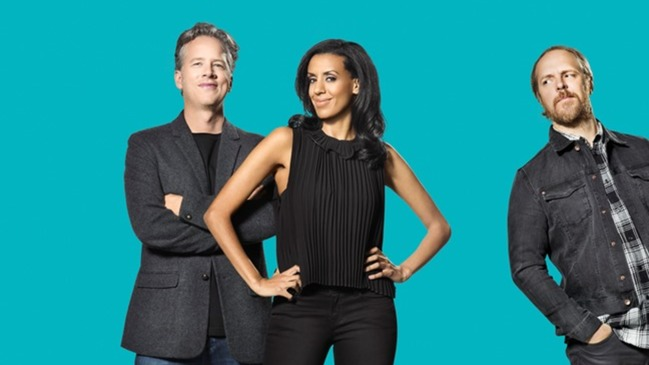 Esprit Critique avecMarc Cassivi, Rebecca Makonnen, Fabien Cloutier