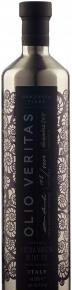 La bouteille Olio Veritas gagnante d'une médaille d'or au New York International Olive Oil Competition 2016.