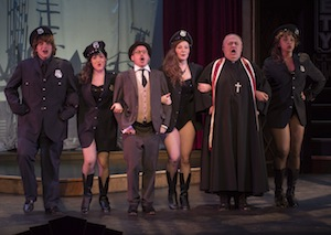 La comédie musicale «Last Night at the Gayety»