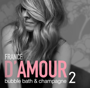 L'album Bubble Bath & Champagne volume 2 de France D'Amou © photo: François Tourville