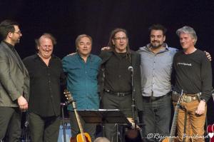 Alexandre Blais, Jean-Fernand Girard, François Léveillé , Denis Courchesne, Nicolas Guimont