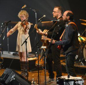 Mara Tremblay, Luc De Larochellière, Michel Rivard