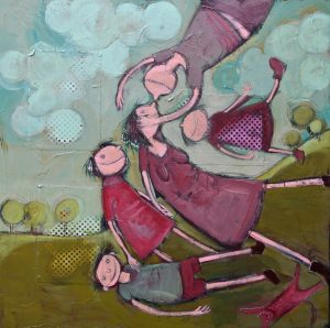 Oeuvre  de Marie-Josée Latouche