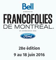 28e édition des FrancoFolies de Montréal