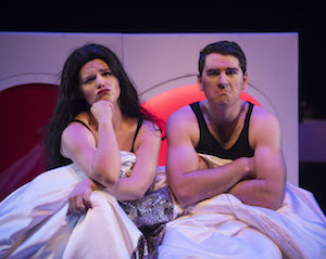 Tringa Rexhepi et Will Lamond