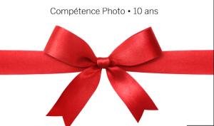 Compétence photo * 10 ans