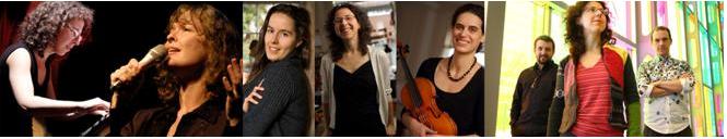 Carte blanche à Marianne Trudel 3 samedis au petit Outremont - avec Karen Young, Chicouté et Trifolia