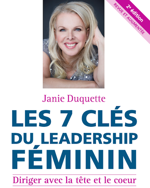 Le livre Les 7 Clés du leadership féminin