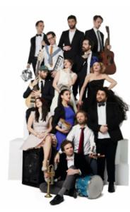 Le spectacle musical Les Franglaises