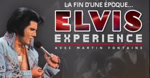 La fin d'une époque Elvis Experience avec Martin Fontaine