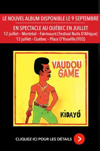 Vaudou Game