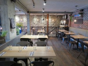 Le Sapristi Bistro-Bar du Quartier Petit Champlain