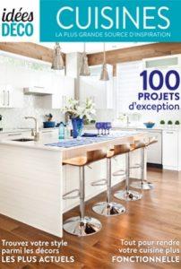 Idées Déco, Cuisine 100 projets d'exception