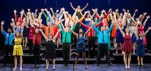 Le concert «RAISE YOUR VOICE! Pleins feux sur Broadway» par le Lyric Theatre Singers