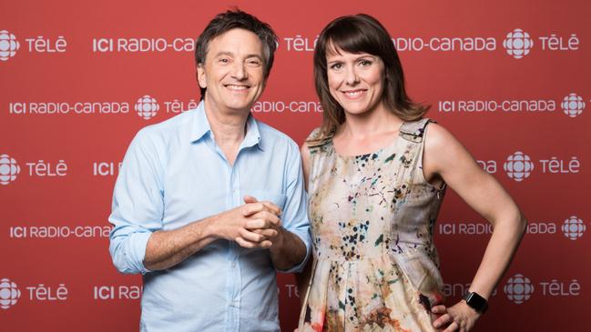La grande traversée - Francis Reddy et Mylène Paquette