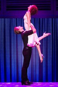 Christopher Tierney (Johnny) et Rachel Boone ('Baby')