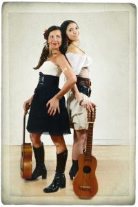Bïa et Mamselle Ruiz