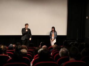 Questions et réponses avec le public après la présentation du film