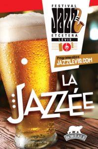 La bière jazzée