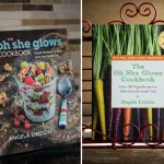 Couverture The Oh She Glows Cookbook (à gauche celle du Canada et à droite celle des États-Unis)