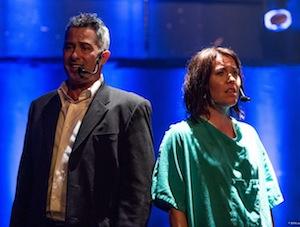 Jean Petitclerc et Pascale Montreuil