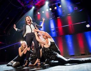 La comédie musicale «Backstage»