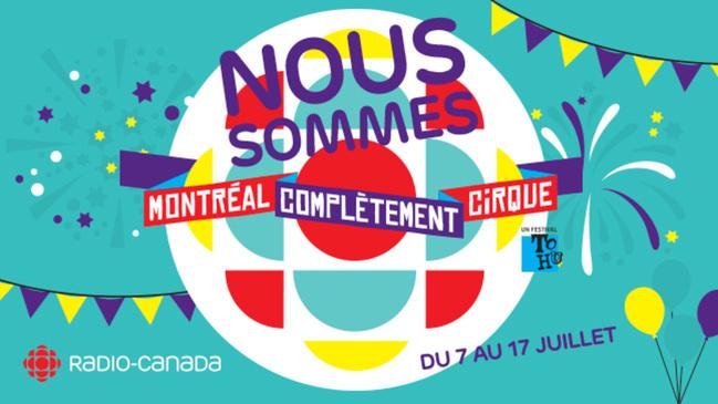 Montréal Complètement Cirque 2