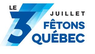 Le 3 juillet Fêtons la Ville de Québec