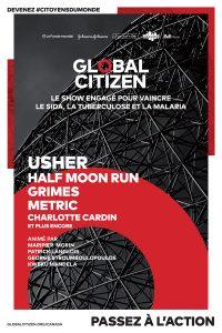 Le concert Global Citizen