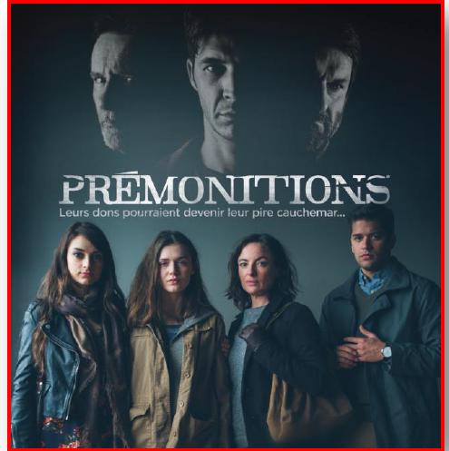 Prémonitions,Le thriller de l'automne sur addiktv