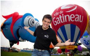 Patrice Bélanger-29e Éditions du Festival de la montgolfières  Gatineau