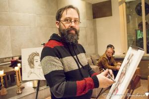 Richard Jolivet et sa technique d'air Brush
