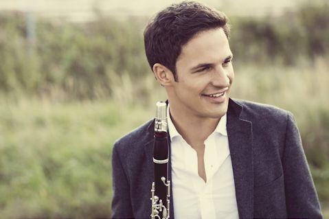 Le clarinettiste Andreas Ottensamer